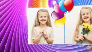 getlinkyoutube.com-С Днём Рождения, меня - Детский проект ProShow Producer бесплатно