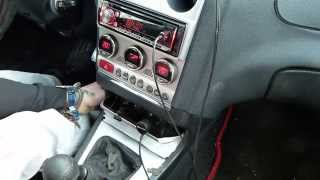getlinkyoutube.com-Autoradio wechseln Alfa Romeo 156