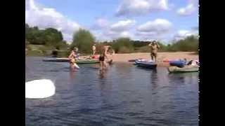 рыбалка на реке случь украина