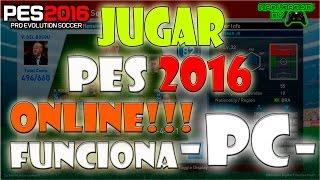 getlinkyoutube.com-Jugar PES 2016 PC Online   PATCH 1.05 Y DLC 4.00   Actualizado Julio 2016