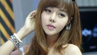 getlinkyoutube.com-1080p60 Seo Jin a 3 서진아  SEOUL AUTO SALON 2014 ソウルオートサロン