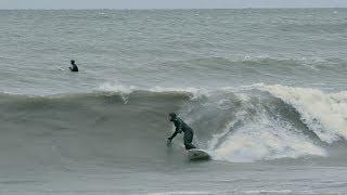 getlinkyoutube.com-Lake Erie Surfing