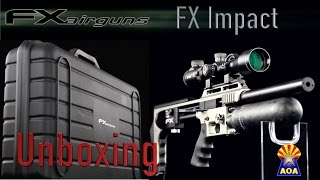 FX Impact Unboxing and Assembly