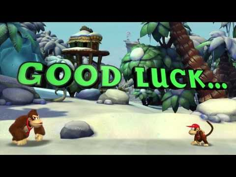 Donkey Kong Country: Tropical Freeze - It's Hard Trailer