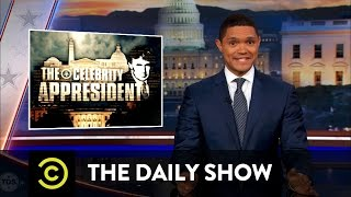 getlinkyoutube.com-The Inauguration of Donald Trump: The Daily Show