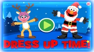 getlinkyoutube.com-Sesame Street - Dress Up Time - Sesame Street Games