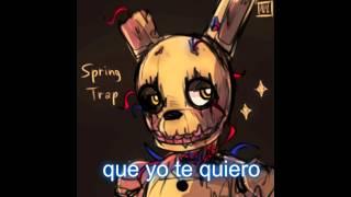 getlinkyoutube.com-springtrap x mangle comic