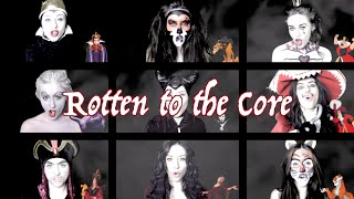 getlinkyoutube.com-Rotten to the Core (Feat. Disney Villains) | Georgia Merry