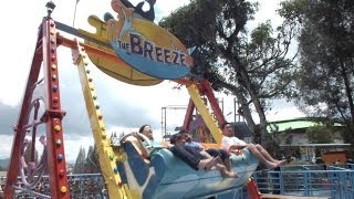 "getlinkyoutube.com-Wahana Permainan ""The Breeze"" di Funland - Mikie Holiday, Berastagi."