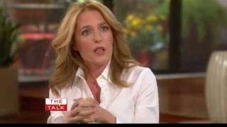 getlinkyoutube.com-The Talk. Gillian Anderson (27.07.2011)