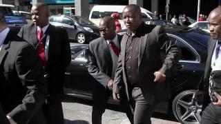 getlinkyoutube.com-Julius Malema Armed Bodyguards