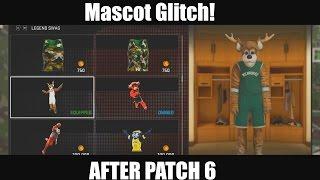 getlinkyoutube.com-NBA 2K16 - Mascot GLITCH (AFTER PATCH 6)