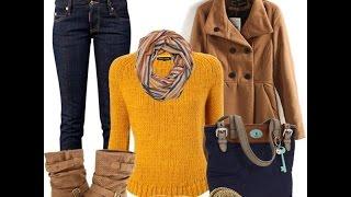 getlinkyoutube.com-Outfits para Otoño - Invierno