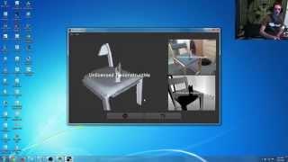 getlinkyoutube.com-HOW TO (video): Xbox 360 KINECT as 3D SCANNER
