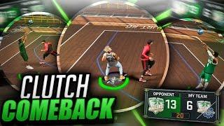 CRAZY CLUTCH COMEBACK WITH PRINCE PRODIGY & TCLIP! NBA 2K17 PARK