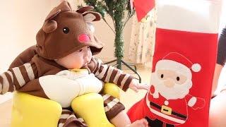 getlinkyoutube.com-ひたちにクリスマスブーツをプレゼント