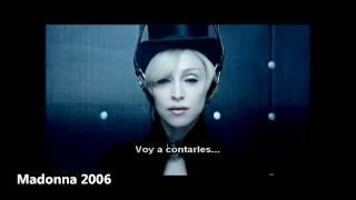 getlinkyoutube.com-Yuri copiando a Madonna y Kylie (2x1)