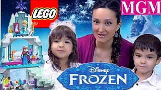 LEGO Холодное сердце! Замок Эльзы Lego Frozen Disney Princesses 41062 ★MGM★