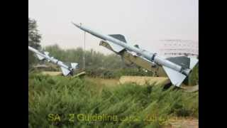 getlinkyoutube.com-صواريخ الدفاع الجوي السوري Sa 2 & Sa 3   الموسوعة العسكرية السورية