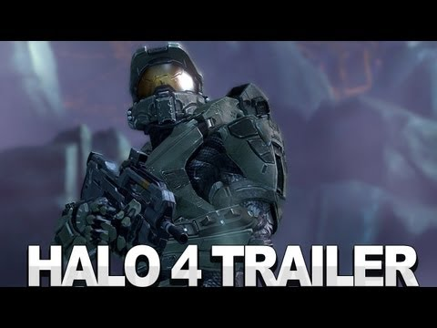 NEW Halo 4 Trailer! - Microsoft E3 2012 Press Conference