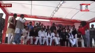 सचिन पाइलट ने उड़ाए भाजपा के तोते, नरेन्द्रनगर में बिज्लवाण का डंका