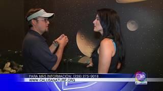 A la espera del eclipse solar. Anaí Urquidi habló con Larry Aguilar, director del centro