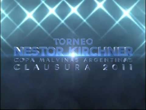 Intro Apertura Futbol Para Todos 2011 - TV Publica [HD]