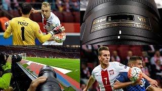 getlinkyoutube.com-Nikkor AF-S 200-500 mm f5.6E ED VR  - football TEST