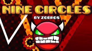 getlinkyoutube.com-Geometry Dash [2.0] (DEMON) - Nine Circles - by Zobros