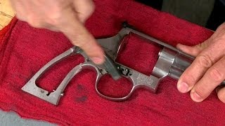 getlinkyoutube.com-Gunsmithing - How to Clean a Revolver Presented by Larry Potterfield of MidwayUSA