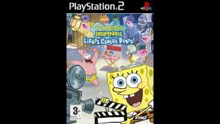 Spongebob: Lights, Camera, Pants! Music   Loot Scootin'