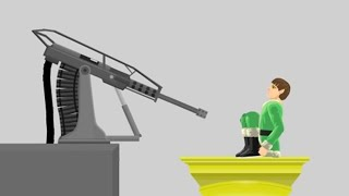 getlinkyoutube.com-STRONGEST MACHINE GUN EVER CREATED! (Happy Wheels #37)