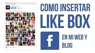 getlinkyoutube.com-Como insertar LIKE BOX de facebook en tu página web y blog de wordpress