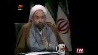 asghar_oslo_مجادله تلویزیونی دو آخوند_ چه عجب یک آخوند پیدا شد حرف حق بزنه