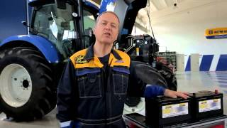 New Holland Batteries - Ask David