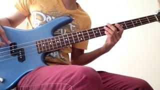 Marco Barrientos - Hossana Tutorial Bajo Cover Bass