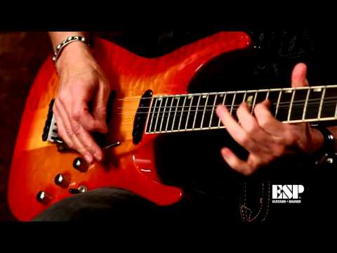 ESP Guitars: Bruce Kulick Interview 2013 (Part 1/2)