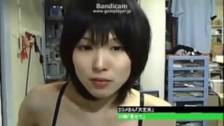 getlinkyoutube.com-【ニコ生】BAN覚悟でエロ水着で配信をしちゃった女生主【エロ】