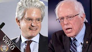 getlinkyoutube.com-Clinton Cheerleader David Brock Suddenly Loves Bernie Sanders