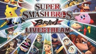getlinkyoutube.com-Super Smash Bros. Brawl/Hacked/64 Live Stream (Recorded 06/05/2012)