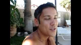 getlinkyoutube.com-A Gay Men's Clothing Optional Resort in Palm Springs: The Triangle Inn