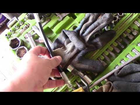 Ремонт шланга сцепления Т4