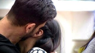 getlinkyoutube.com-Bigg Boss 9 - Keith Sequeira KISS Rochelle Rao