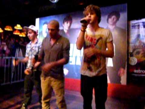 The Wanted in Malaysia (All Time Low)