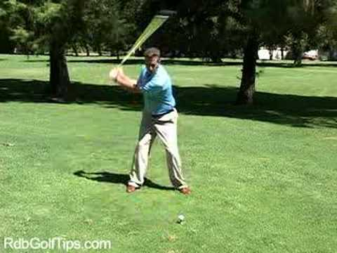 Golf Tips - Hit The Driver 300+ Yards!!!