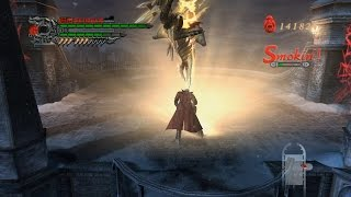 getlinkyoutube.com-DMC4 - Dante VS 2 Blitz / 데메크4 - 단테 VS 2 블리츠