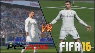 getlinkyoutube.com-FIFA 16 VS PES 16 - CELEBRATIONS (COMMEMORATIONS) - COMEMORAÇÕES!