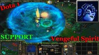 getlinkyoutube.com-VENGEFUL SPIRIT SUPPORT  - Dota 1 (9223 MMR) HARD GAME