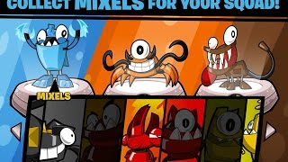 Calling All Mixels - HD Universal GamePlay Trailer