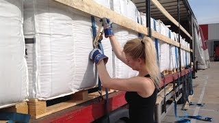 getlinkyoutube.com-Vita da camionista partenza 1 giorno con Iwona Blecharczyk